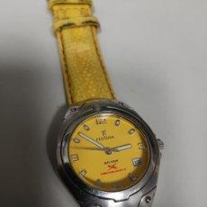 Relojes: RELOJ FESTINA MECAQUARTZ. FUNCIONA . Lote 193197230