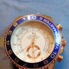 Relojes: RELOJ DE PULSERA EN ACERO INOXIDABLE DE CABALLERO. Lote 193261122