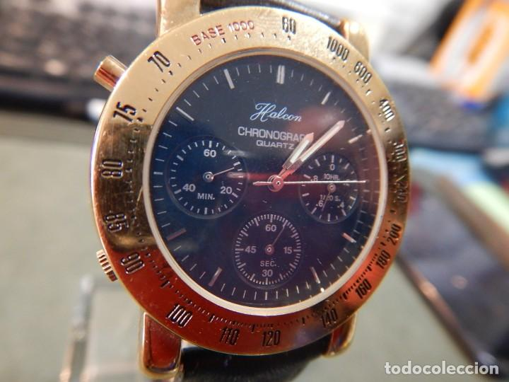 Relojes: Reloj cronografo halcon - Foto 5 - 193396740