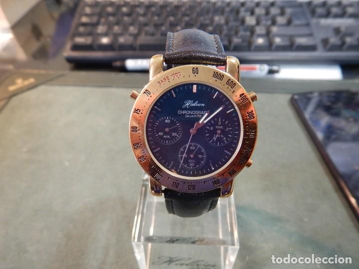 Relojes: Reloj cronografo halcon - Foto 2 - 193396740