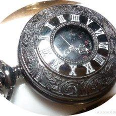 Relojes: RELOJ BOLSILLO DOBLE CIERRE.. Lote 193446632