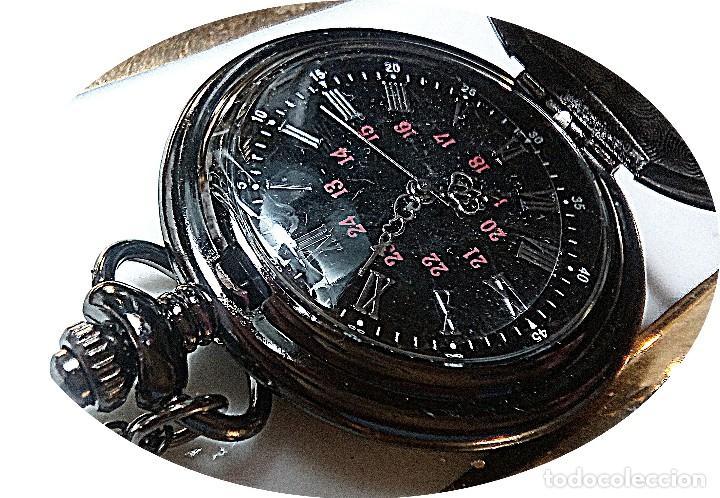 Relojes: RELOJ BOLSILLO DOBLE CIERRE. - Foto 2 - 193446632