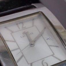 Relógios: RELOJ LACOSTE QUARTZ. Lote 193630485