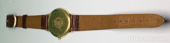 Relojes: Oro 750 Reloj de oro de 18 kt, cuarzo bulova dorado, fecha perfecta como caja - Foto 8 - 193973730