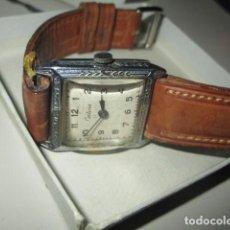 Relojes: CERTINA DE PLATA RELOJ ANTIGUO DE CUERDA CABALLERO O SEÑORA INDISTINTO NO FUNCIONA. Lote 189745788