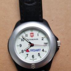 Relojes: RELOJ VICTORINOX CUARTZ 41MM CON CORONA. Lote 194197506