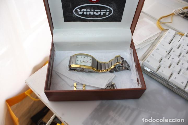 Relojes: reloj vinofi quartz - Foto 3 - 194287602