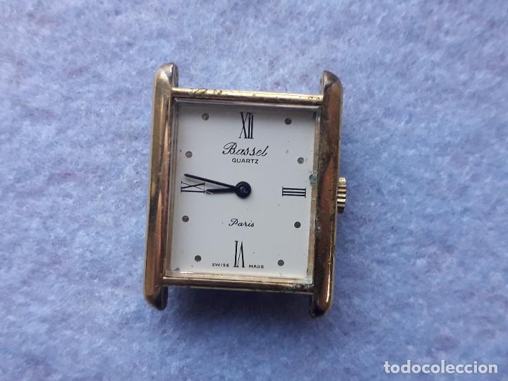 Relojes: Lote de 4 relojes marca Bassel Cuarz para dama. Swiss made - Foto 2 - 194322813