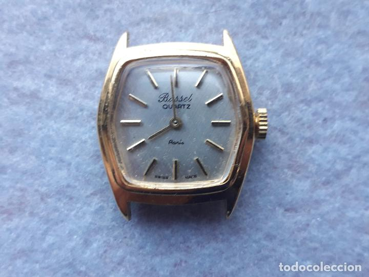Relojes: Lote de 4 relojes marca Bassel Cuarz para dama. Swiss made - Foto 3 - 194322813