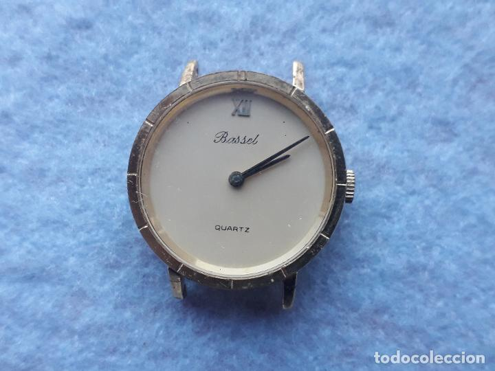 Relojes: Lote de 4 relojes marca Bassel Cuarz para dama. Swiss made - Foto 4 - 194322813
