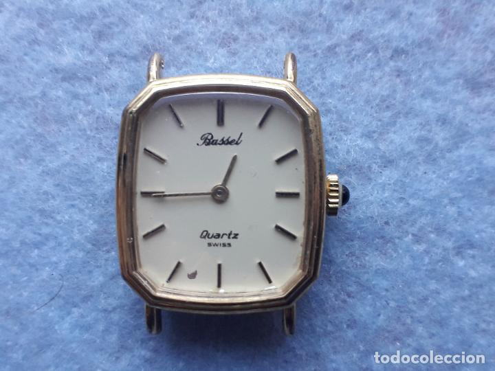 Relojes: Lote de 4 relojes marca Bassel Cuarz para dama. Swiss made - Foto 5 - 194322813