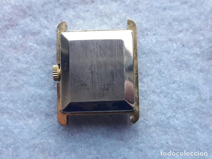 Relojes: Lote de 4 relojes marca Bassel Cuarz para dama. Swiss made - Foto 10 - 194322813
