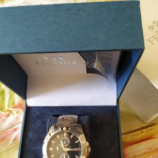 Relojes: RELOJ FESTINA DE CABALLERO MODELO F12 - SUMERGIBLE 10 ATM - STAINLESS STEEL - ACERO INOXIDABLE. Lote 194372682