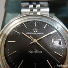 Relojes: RELOJ ETERNAMATIC KONTIKI. Lote 194395586