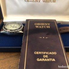 Relojes: RELOJ ORIENT QUARZ 200 MTS MILITAR ESFERA REFRECTANTE. Lote 194498668