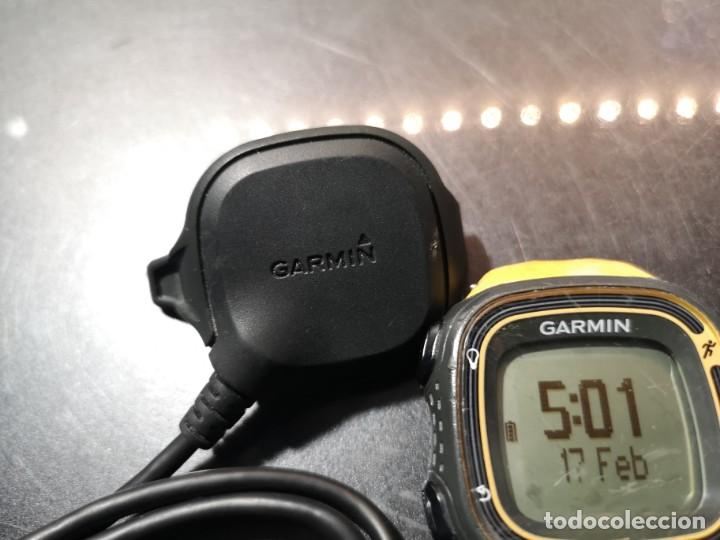 Relojes: reloj pulsometro Garmin forerunner 10 GPS + cargador - Foto 3 - 194525357