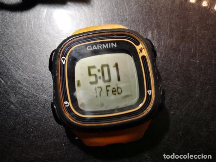 Relojes: reloj pulsometro Garmin forerunner 10 GPS + cargador - Foto 4 - 194525357