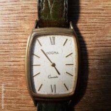 Relojes: RELOJ DE PULSERA CABALLERO DOGMA QUARTZ. Lote 194527128