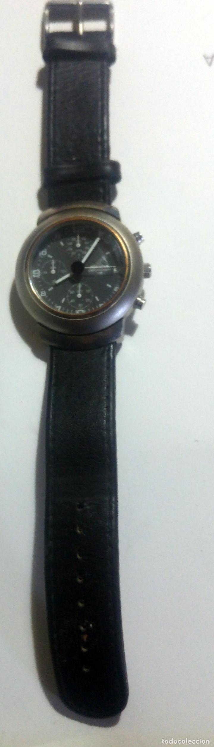 Relojes: Reloj TWINS- Cronógrafo Serie 02/2005 07-1414 - Foto 2 - 194531581