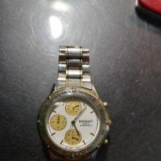 Relojes: RELOJ RADIANT KWZ014X ESFERA BLANCA Y AMARILLA . Lote 194533820