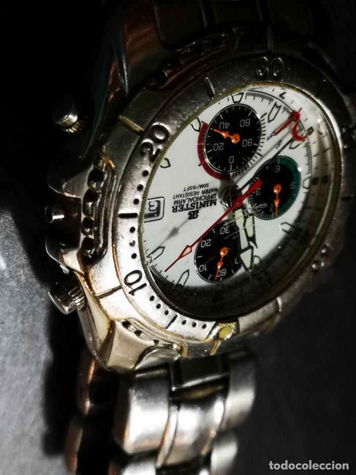 Relojes: reloj minister 50m chronoalarm - Foto 3 - 194533956