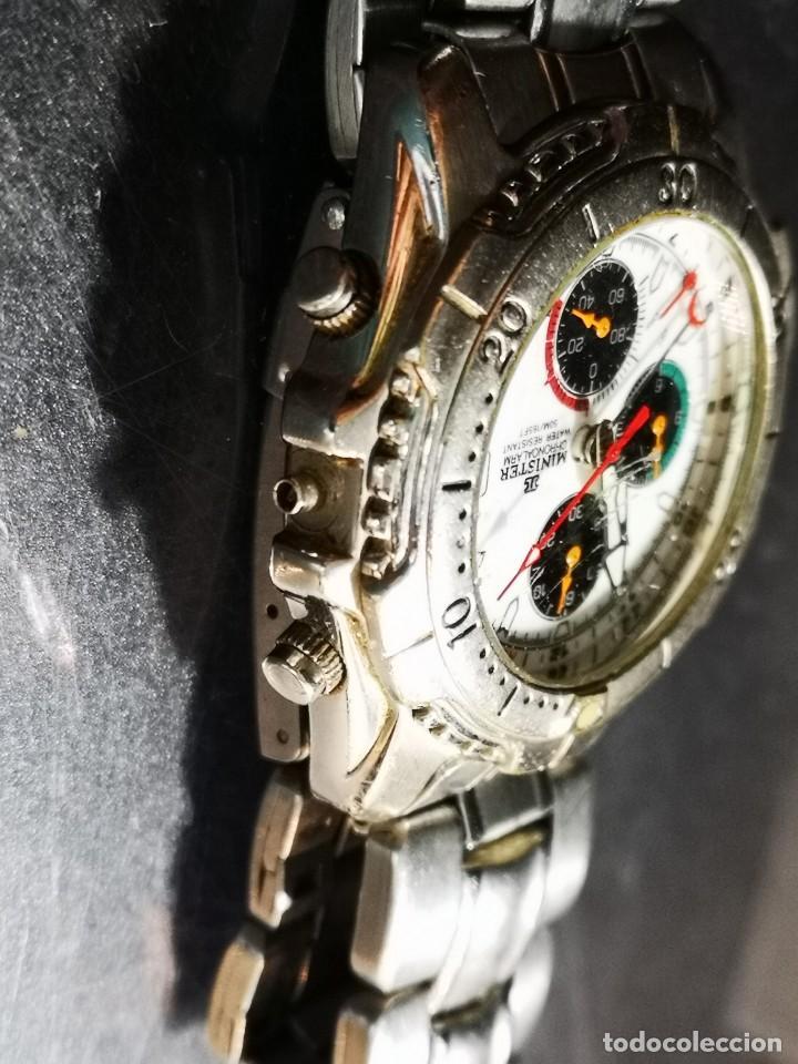Relojes: reloj minister 50m chronoalarm - Foto 4 - 194533956