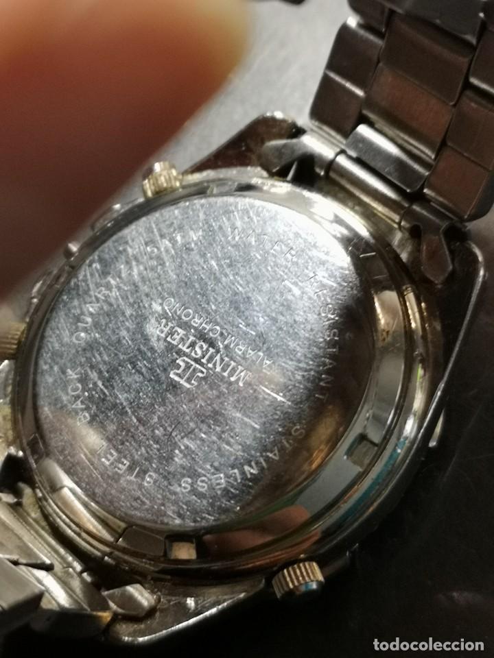 Relojes: reloj minister 50m chronoalarm - Foto 6 - 194533956
