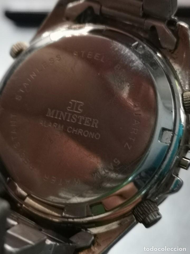 Relojes: reloj minister 50m chronoalarm - Foto 7 - 194533956