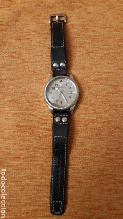 Relojes: Reloj emporio Armani -clasiques - ar - 0513 hombre -2011 - 5 cm de diametro - Foto 3 - 194534667