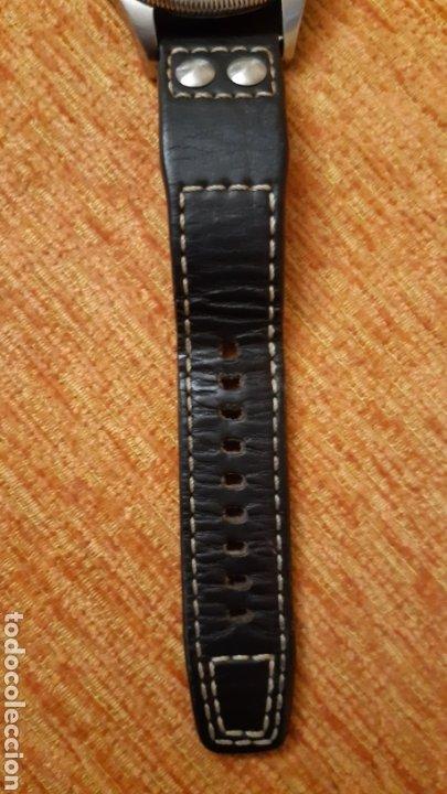 Relojes: Reloj emporio Armani -clasiques - ar - 0513 hombre -2011 - 5 cm de diametro - Foto 5 - 194534667