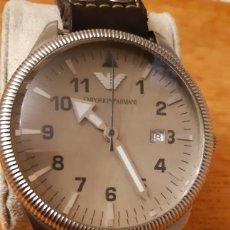 Relojes: RELOJ EMPORIO ARMANI -CLASIQUES - AR - 0513 HOMBRE -2011 - 5 CM DE DIAMETRO. Lote 194534667