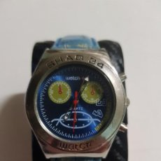 Relojes: WATCH SHAQ 34 40 MMS CUARZO FUNCIONANDO CORRECTAMENTE ESTADO BUENO MAS ARTICULOS. Lote 194540903