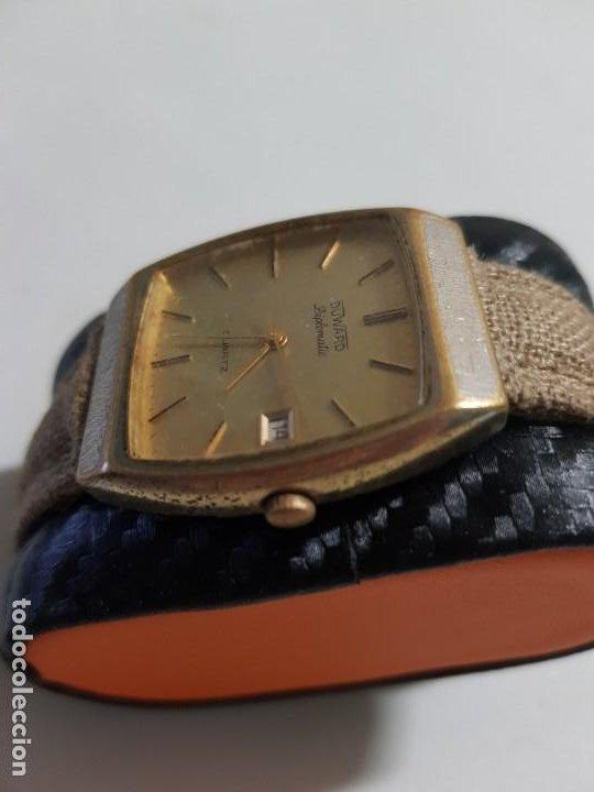 Relojes: DUWARD DIPLOMATIC 34 MMS QUARZO ESTADO NORMAL MAS ARTICULOS - Foto 2 - 194542006