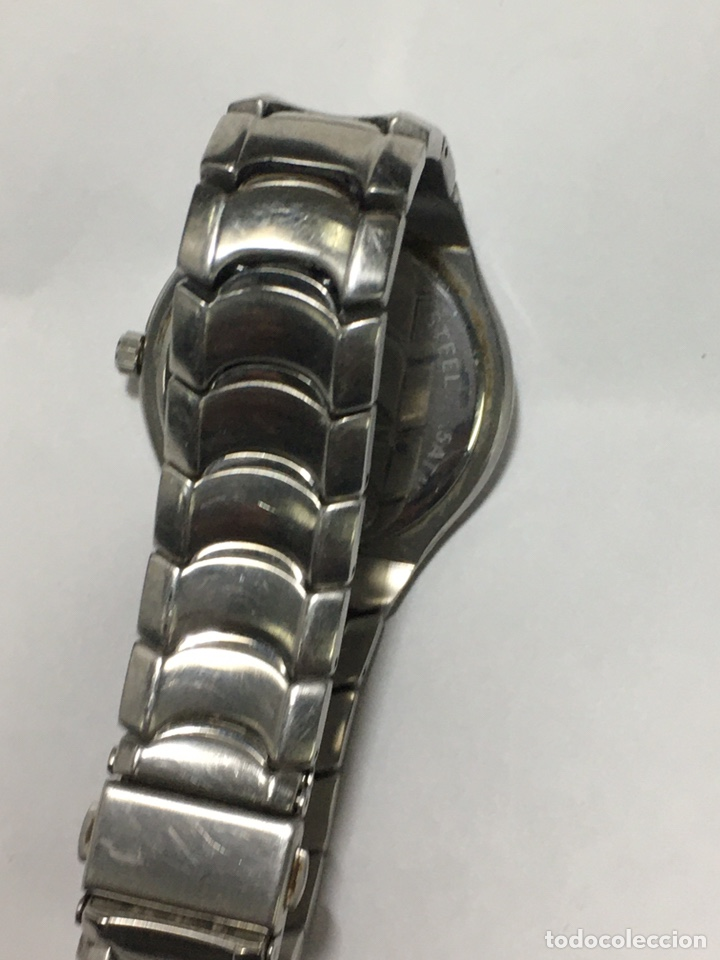 Relojes: Reloj Bering 5 atm Quartz en acero completo como nuevo - Foto 4 - 194584717