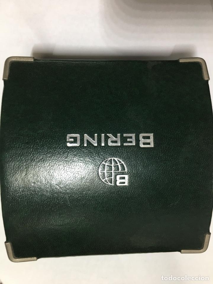 Relojes: Reloj Bering 5 atm Quartz en acero completo como nuevo - Foto 6 - 194584717