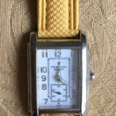 Relojes: RELOJ FESTINA VINTAGE DE MUJER, QUARTZ. Lote 194634835
