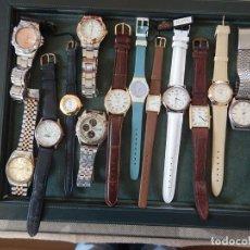 Relojes: LOTE DE 14 RELOJES. Lote 194666120