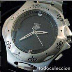 Relojes: RELOJ ACERO INOXIDABLE 316L. - HOMENAJE TAG KIRIUM F1 -. Lote 194693722
