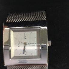 Relojes: RELOJ DKNY MUJER EN ACERO COMPLETO NY-3329 COMO NUEVO EN SU CAJA. Lote 194711530