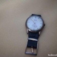Relojes: ANTIGUO RELOJ NANA A CUERDA FUNCIONA. Lote 194750372