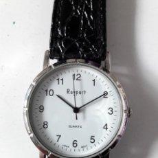 Relojes: RELOJ DE CABALLERO, PLATEADO, NUEVO A ESTRENAR.. Lote 194864997