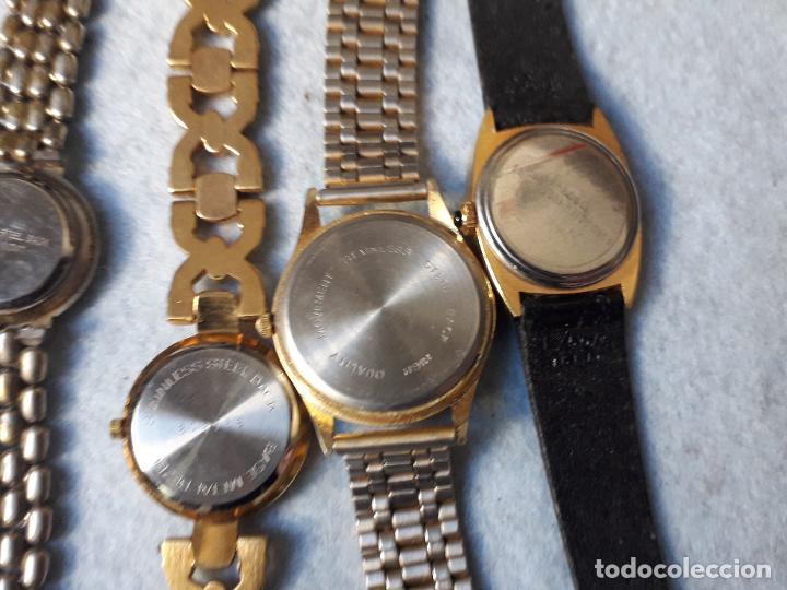Relojes: Lote de 8 Relojes de cuarzo para Dama - Foto 8 - 194871772