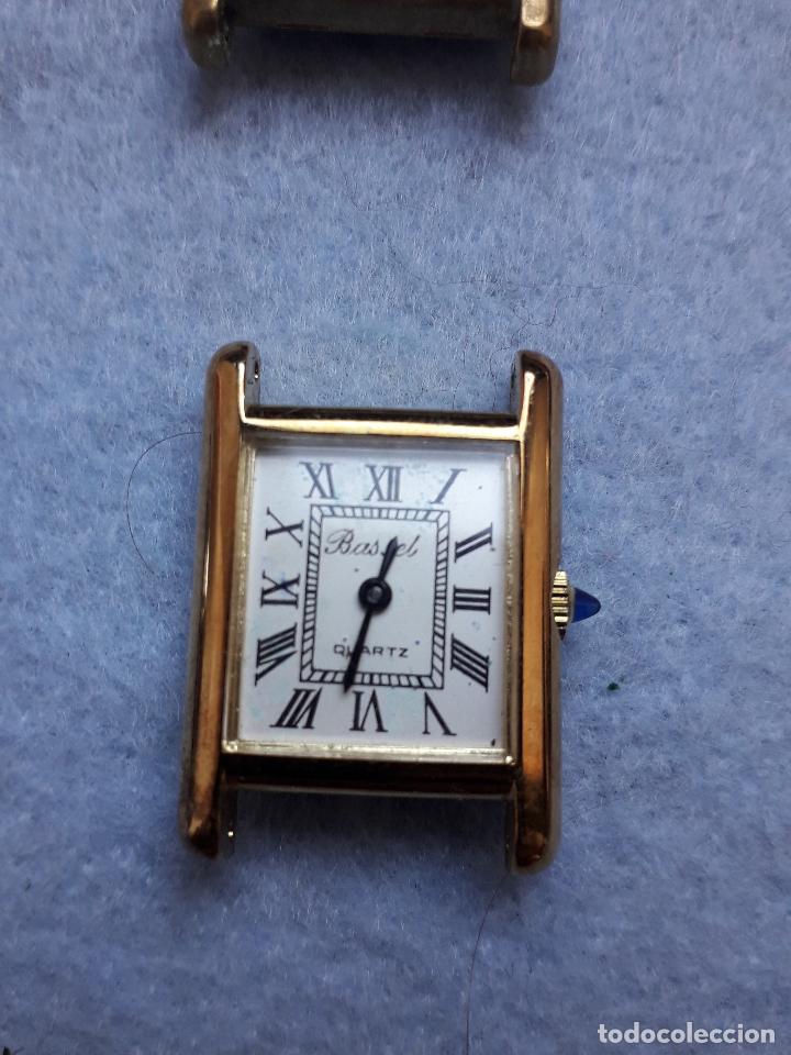 Relojes: Lote de 10 Relojes de cuarzo para Dama - Foto 8 - 194871993