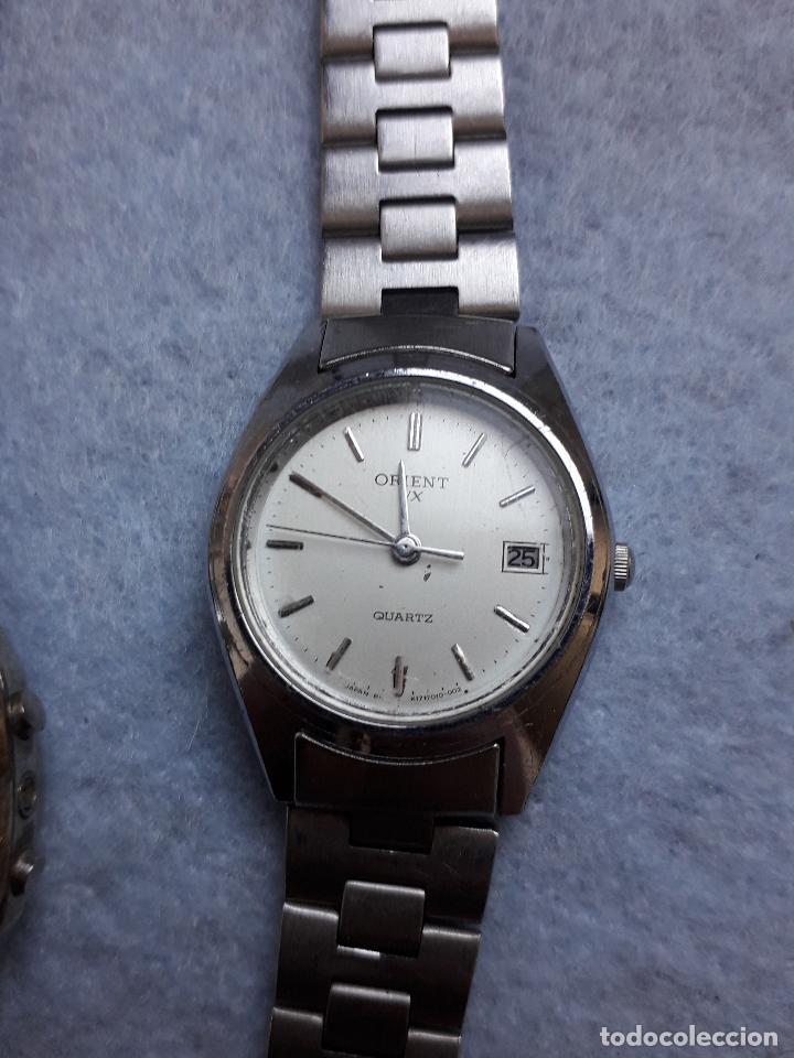 Relojes: Lote de 10 Relojes de cuarzo para Dama - Foto 10 - 194871993