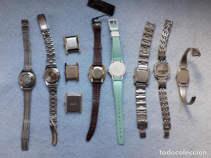 Relojes: Lote de 10 Relojes de cuarzo para Dama - Foto 12 - 194871993