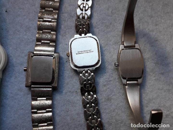 Relojes: Lote de 10 Relojes de cuarzo para Dama - Foto 13 - 194871993