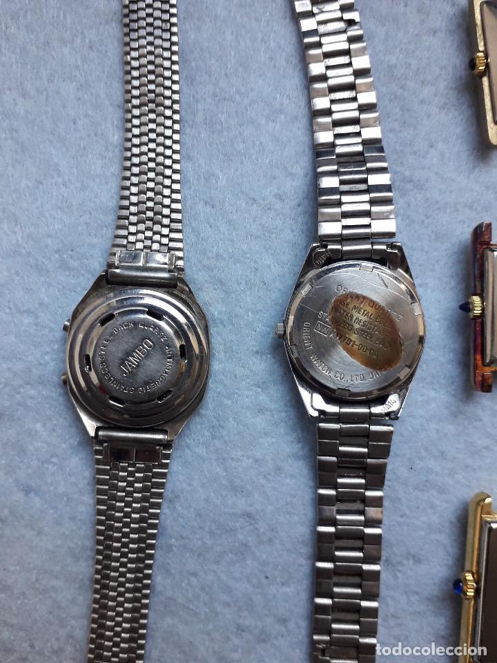 Relojes: Lote de 10 Relojes de cuarzo para Dama - Foto 15 - 194871993