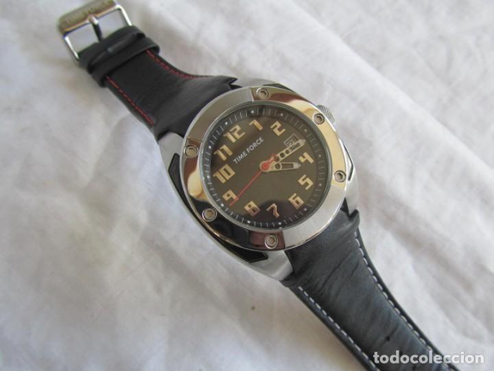 Relojes: Reloj Time Force como nuevo - Foto 2 - 194876745