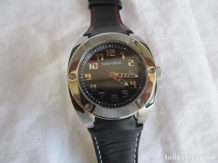 Relojes: Reloj Time Force como nuevo - Foto 3 - 194876745