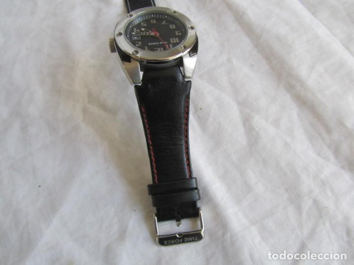 Relojes: Reloj Time Force como nuevo - Foto 5 - 194876745
